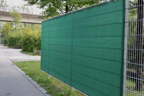 Windschutznetz grün